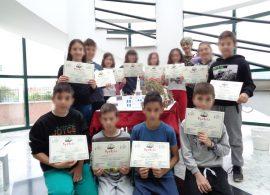 Το 3ο βραβείο κέρδισε το 3ο Δημοτικό Σχολείο Προσοτσάνης  στον Μαθητικό  Διαγωνισμό «Η Μάχη των Οχυρών»