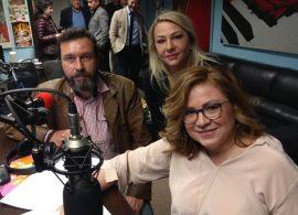 Η Μαρία Σπυράκη στον ALPHA NEWS 95,5: Στόχος της Ν.Δ. η εκλογή 7 ευρωβουλευτών