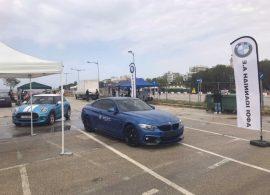 Η BMW ΑΦΟΙ Ιωαννίδη Α.Ε. μεγάλος χορηγός στην 24η  δεξιοτεχνία αυτοκινήτων στην Αλεξανδρούπολη