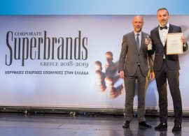 RAVENNA No1, και επίσημα ένα ελληνικό superbrand!