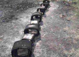 Καλλιθέα Δράμας: Συνελήφθησαν 2 αλλοδαποί για κλοπή 4 μετασχηματιστών της ΔΕΔΔΗΕ