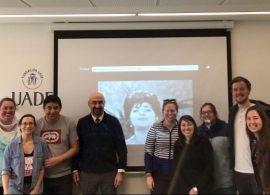 Δραμινός διαπρέπει στις ΗΠΑ διδάσκοντας λατινογενείς γλώσσες