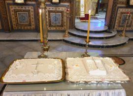 Tο Σάββατο  10 Απριλίου στη Μικρόπολη,  το 40ήμερο μνημόσυνο στη μνήμη του πατρός Αριστείδη