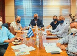 Επιτροπή Τουριστικής Ανάπτυξης στη Δράμα